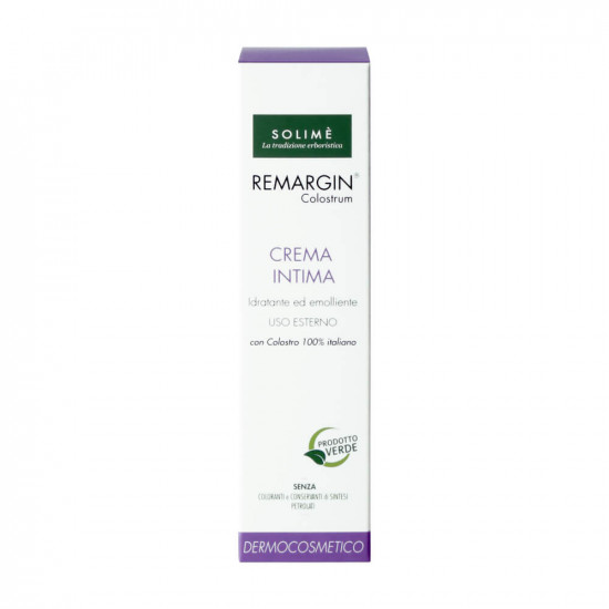 REMARGIN COLOSTRUM KREMA INTIMA SOLIME, 30 ML